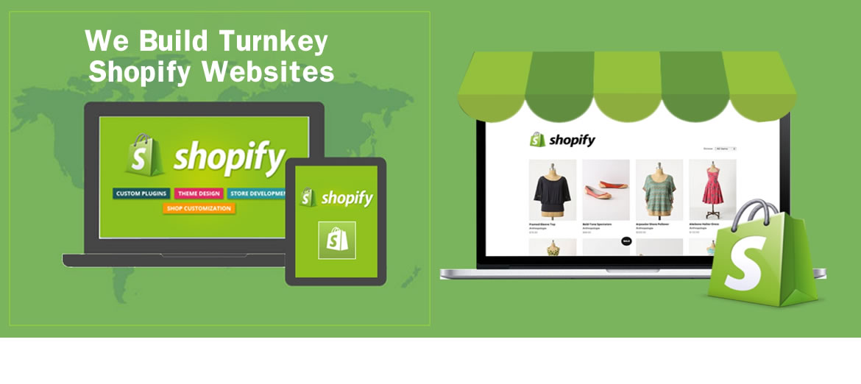 shopify theme design