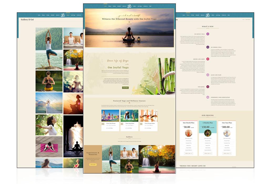 Om Joyful Yoga