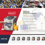 NFL Portable Ice Makers