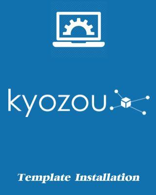 kyozou-template-installation