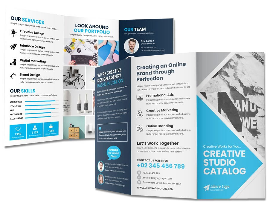 brochure design services 3