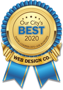 BEST WEB DESIGN COMPANY 2020